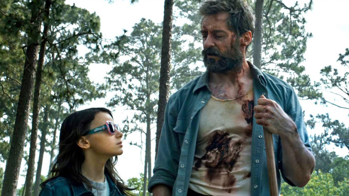Wolverine i córcia
